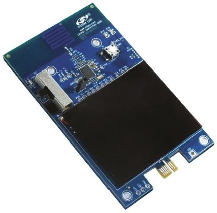 Energy harvesting sensor reference kit