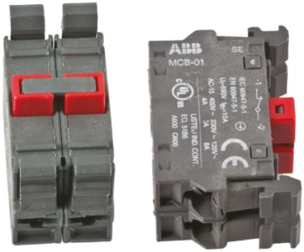 ABB ABB Modular Contact Block 2NC