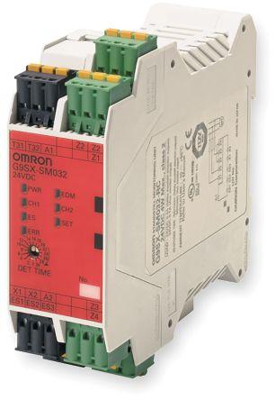 Omron G9SX-SM 24 V dc Safety Relay on