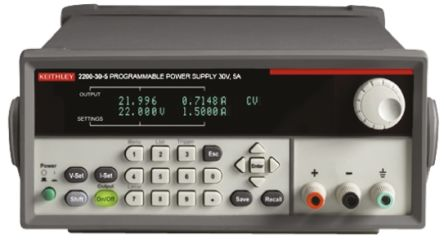 Bench Power Supply 2200-32-3 Digital 96W, 1 Output 32V 3A With UKAS Calibration product photo