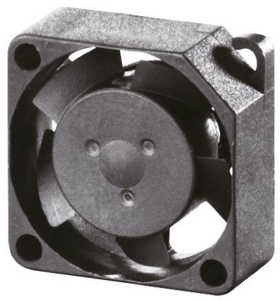 PF Series Axial Fan, 38 x 28 x 38mm, 31m³/h, 3.78W, 12 V dc product photo
