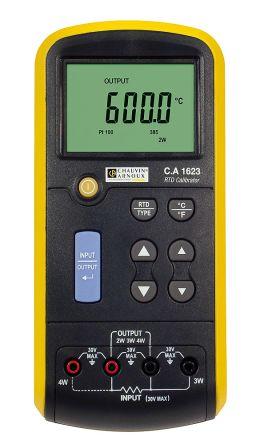 CA1631 RTD Calibrator 0 -> 24 mA RS Calibration product photo
