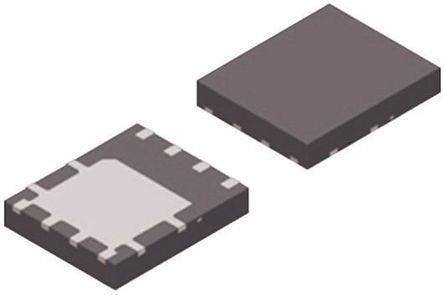 MOSFET 25V Dual N-Channel PowerTrench MOSFET Pack of 10 FDMS3602S