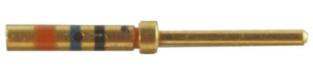 Socapex M39029 Series, size 12 23A Male Crimp Contact for use with D38999 Circular Connector product photo