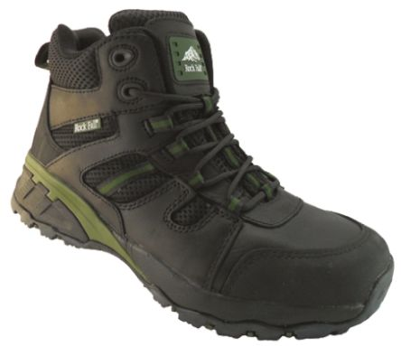 RS PRO Composite Toe Safety Boots, UK 6