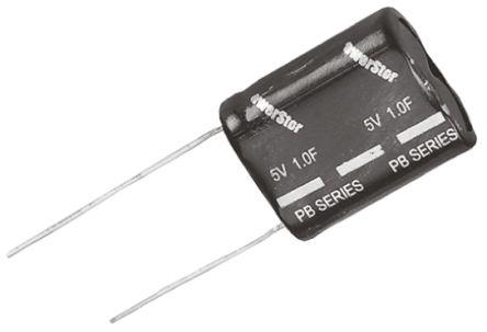 SCMT32C755SRBA0 | AVX 7 5F Supercapacitor -10/+30% Tolerance