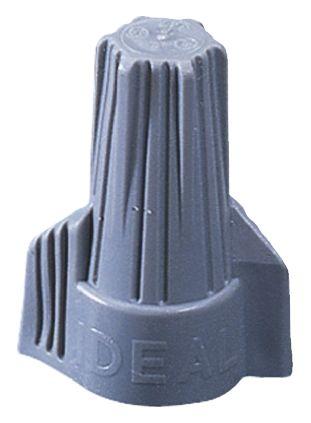 30-342 | Ideal Twister Series Kabelspleißverbinder Drahtmutter, grau ...