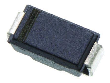 Littelfuse SMAJ5.0A, Uni-Directional TVS Diode, 400W, 2-Pin DO-214AC