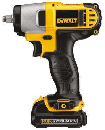 DeWALT 12V Cordless Impact Drill, 3/8in Hex Chuck