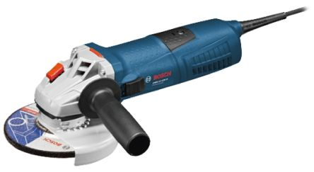 GWS 12-125 CI 125mm Angle Grinder, 11500rpm, Euro Plug product photo