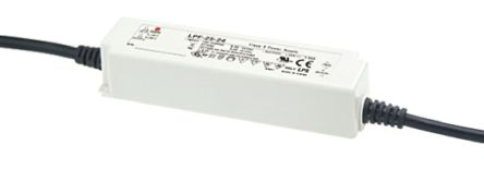 Mean Well LPF-25-36RS, Constant Voltage LED Driver 25.2W 19.8 → 36V 700mA