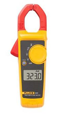 323 Clamp Meter CAT III 600V, CAT IV 300V With RS Calibration product photo