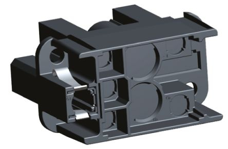 Motorman female insert with PE contact