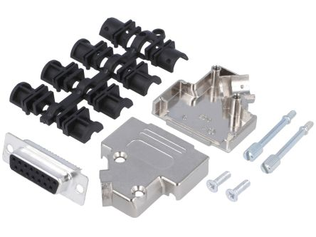 15 Way D-Sub Socket Connector Kit product photo
