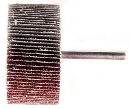 3M Aluminium Oxide Flap Wheel P60 Grit, 50mm x 20mm