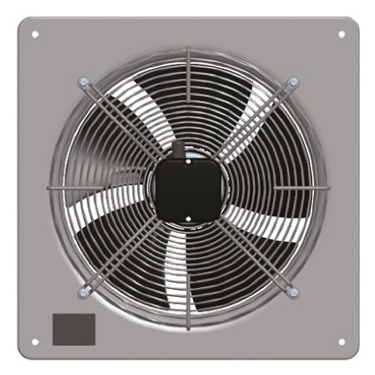 HYBLADE Axial Plate Fan 350mm 230V