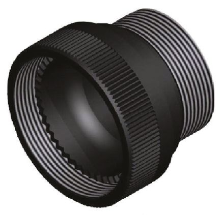 ABBP Series, Size 18 Straight Conduit Adaptor, For Use With ABCIRP Series Connector product photo