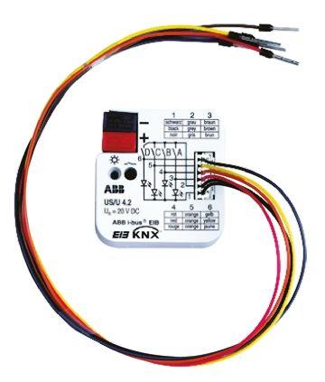 ABB Lighting Controller Universal Interface, Flush Mount, 20 V