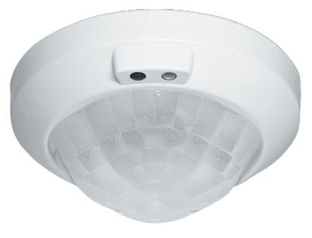 ABB Ceiling PIR Detector Presence Detector, Infrared, Ceiling Mount, 5 V, 110mm diameter