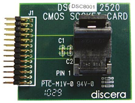 DISCERA Timeflash Socket-D Adapter