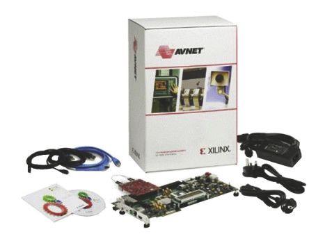Avnet AES-K7DSP-325T-G Xilinx Kintex-7 DSP Development Kit