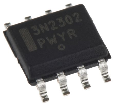 NB3N2302DG, Frequency Multiplier Dual, 10 → 133 MHz, 8-Pin SOIC