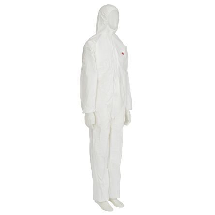 4510 XL White Disposable Coverall, XL product photo