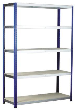 Ecorax 5 Shelf System 1800x1200x450mm