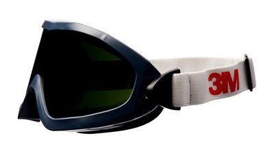 Gafas de soldadura 3M 2895S, PC, Tipo protección Directo, Revestimiento antiniebla