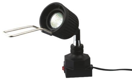 Halogen Machine Light, 12 V, 20 W, Short product photo
