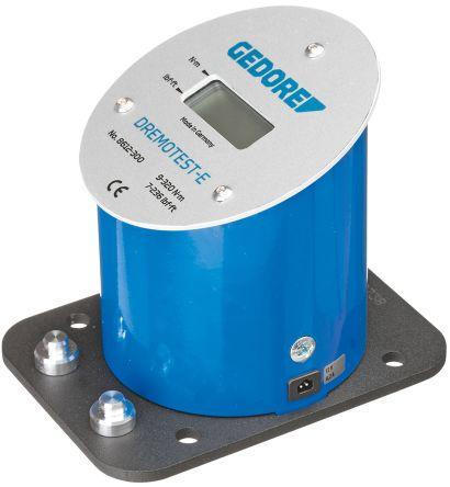 Gedore8612-300 17mm Digital Torque Tester, Range 9 → 320Nm ±1 % Accuracy