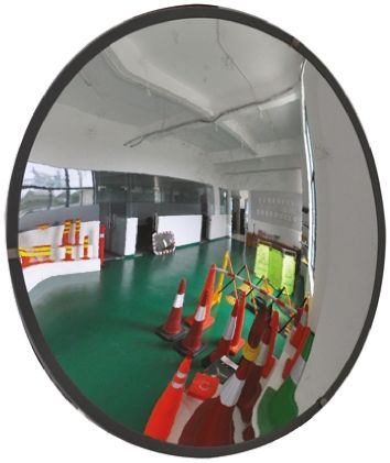 RS PRO Acrylic Indoor Mirror, Circular