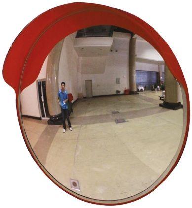 RS PRO PC Indoor, Outdoor Mirror, Circular
