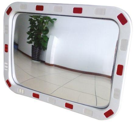 RS PRO Acrylic Indoor Mirror, Rectangular