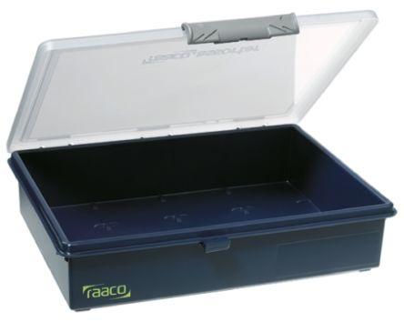 1fdd4f500 136198 Raaco | Přihrádková krabice modrá PP nastavitelná 56mm x ...