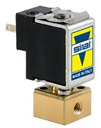 V165V02 Z031C - 24VDC | Asco Magnetventil, 24 V dc, 2 x M5 | RS ...