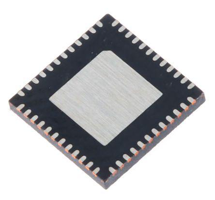 CDCM6208V2RGZT, Clock Generator CML, CMOS, ECL CML, HCSL, LVCMOS, LVDS, LVPECL 2-Input, 48-Pin QFN