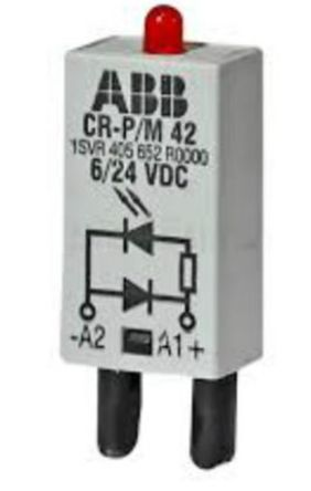 Plug In Module for use with CR-P and CR-M Series Sockets