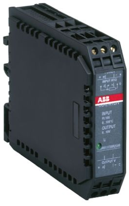 ABB Voltage to Voltage Signal Conditioner, -10 → +10 V Input, -10 → +10 V Output