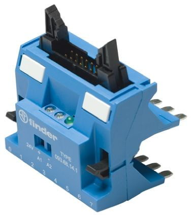 Adapter 8 way PLC output connector