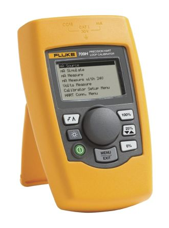 Fluke 709H Multi Function Calibrator 30V 24mA RS Calibration