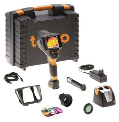 875-2i set Thermal Imaging Camera RS Cal, Temp Range: -20 -> +350 °C 160 x 120pixel product photo