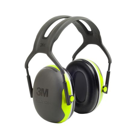 Casque antibruit 3M™ PELTOR™ X4
