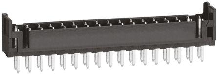 Hirose DF11, 34 Way, 2 Row, Straight PCB Header