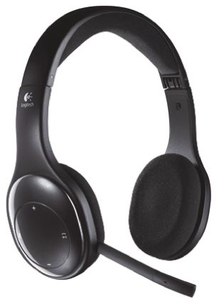H800 Wireless PC Headset product photo