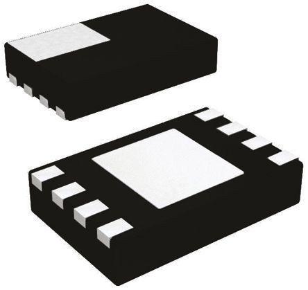 ON Semiconductor CAT34TS02VP2GT4C, Temperature Sensor -20 → +125 °C ±1°C  Serial-I2C, SMBus, 8-Pin TDFN