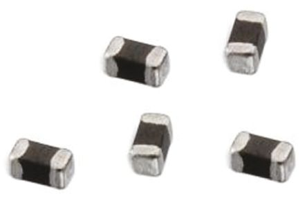 Wurth WE-TM SB Series Ferrite Multilayer SMD Inductor, 0201 (0603M) Case,  SRF: 100MHz 200mA dc 450mΩ Rdc