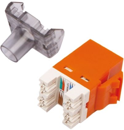 COMMSCOPE Cat6 RJ45 Connector on