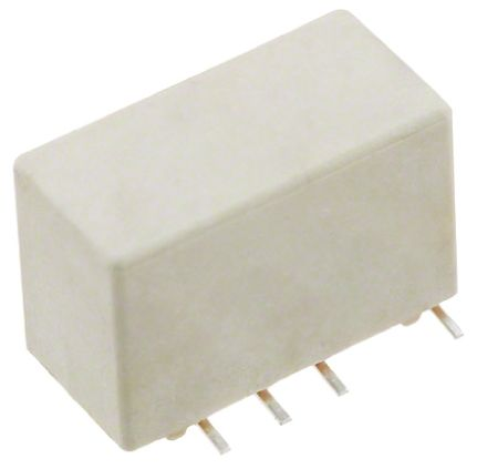DPDT Surface Mount Latching Relay 5 A, 12V dc For Use In Signal Applications