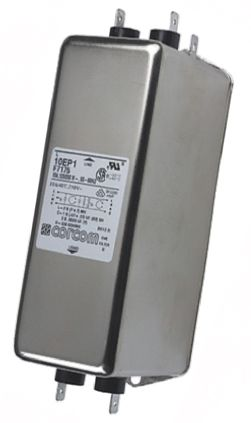 10EP1 Powerline Filter 153.2mm Length,, 10 A, 250 V ac product photo